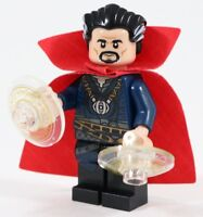 NEW LEGO MARVEL SUPERHEROES DOCTOR STRANGE MINIFIGURE 76060 DR STRANGE