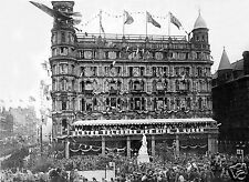 1921-Ulster Welcomes King & Queen for Opening- First Northern Ireland Parliament