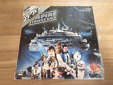 Star Wars Empire Strikes Back Laserdisc +$4.00 shipping for extra LD
