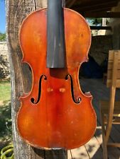 Superbe violon ancien - Italian ? - Interesting old violin - viola cello geige