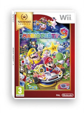 WII-MARIO PARTY 9 SELECT  (UK IMPORT)  GAME NEW