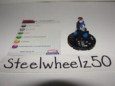 Marvel Heroclix Avengers Winter Soldier #050 Figure Wizkids 2007 Super Rare Card