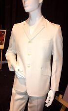 Vintage Beatles John Lennon White Suit Extremely Rare D.A. Millings & Son