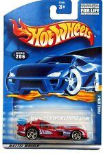 2001 Hot Wheels #206 Panoz GTR-1