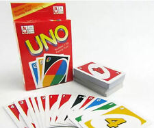 UNO Standard Card Game Family Friends Children Fun 108 Playing Cards UK Stock