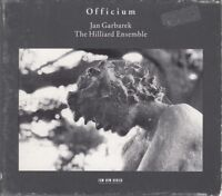 Jan Garbarek The Hilliard Ensemble Officium CD ECM FASTPOST