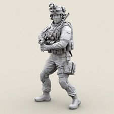 █ 1/35 Resin Modern US Soldier Special Force Unpainted BL103