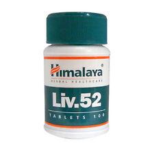 4 x 100 Tabletten Himalaya Herbal Liv 52 Leber Pflege Detoxifier