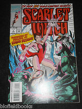 SCARLET WITCH #1 - Limited Series - Marvel Comic, Graphic Novel - 1994 Direct Ed