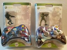 XBOX 360 HALO 3 LIMITED EDITION TODD MCFARLANE CONTROLLERS! NEW & SEALED!!