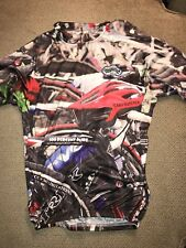 Men's Carpenteria Triathlon Bike Cycling Jersey Medium M