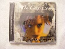THE CRUXSHADOWS FROZEN EMBERS MUSIC CD