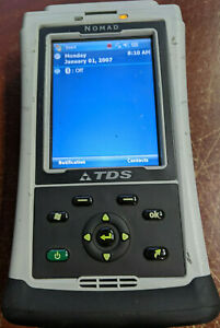 Trimble TDS Nomad Data Collector W/ Power Supply