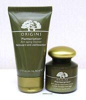 Origins Plantscription Cleanser & Lotion (Toner) Travel Set -choose your option