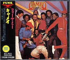 CAMEO Feel Me 1980 JAPAN 1st Press CD 1992 W/Obi Mint MEGA RARE!