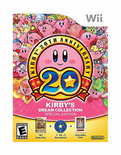Kirby's Dream Collection Special Edition Wii, Brand New, Game, CD, Book