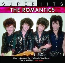 The Romantics, Super Hits, Excellent, Audio CD