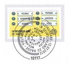 BRD 2012: In Deutschland zu Hause Nr. 2941! Berliner Ersttags-Sonderstempel! 1A