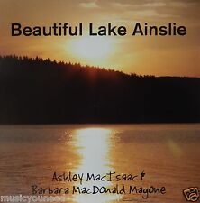 Ashley MacIsaac & Barbara MacDonald Magone - Beautiful Lake Ainslie (CD) VG+++