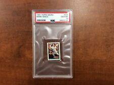 1991 Topps Micro Baseball MARK GRACE #520 PSA 10 GEM MINT CUBS Low Pop!
