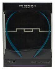 SOL REPUBLIC SoundTrack Headband Retail - Packaging - Brand New