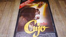 stephen king CUJO  ! affiche cinema