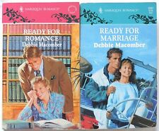 2 PBs DEBBIE MACOMBER Complete Series DRYDEN BROTHERS 1st ed Save on 2 or more