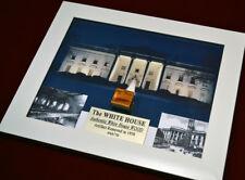 Original Piece of WHITE HOUSE 1950 Wood Artifact, FRAME, COA, UACC - Fast SHIP!