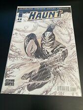 HAUNT #1 Comics 1st Print, McFarlane! Kirkman! Capullo! Image 2009 (9.2/9.4 GEM)