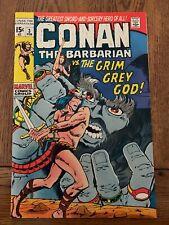 Conan the Barbarian #3 (Feb 1971, Marvel) High Grade BARRY SMITH