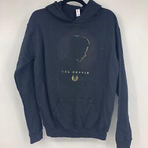 Jerzees youth XL hoodie sweatshirt hooded Jedi Cal Kestis shilouette profile