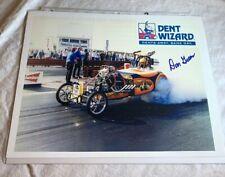 "Don Green signed ""Rat Trap"" Bantam Roadster Dent Wizard  PHOTO!! N 13"