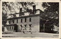 Lakeville CT Manor c1920s Postcard