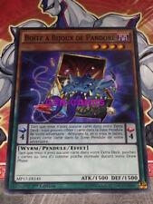 Carte Yu Gi Oh BOITE A BIJOUX DE PANDORE MP17-FR145 x 3