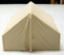 Barzso HQ TENT ACW Camp Playset ~Matches well w/ 45-54~60mm Italeri  MARX TSSD