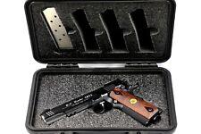 Colt Wilson Sig 1911 45ACP Pistol +5 mags foam kit fits your Pelican ™ 1170 case