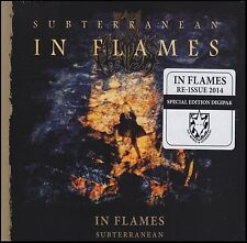IN FLAMES - SUBTERRANEAN Re-Issue  Digipak CD w/BONUS Track *NEW*