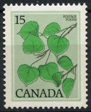 Canada 1977-86 SG#875, 15c Tree Leaves Definitive MNH #D7027