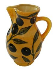 Wine Jug 1.25 litre 20x15 cms Traditional Spanish Handmade Ceramic Pottery