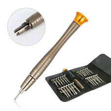 25 in 1 Screw Driver Repair Tool Screwdrivers Kit For Phone Laptop Watch Glasses