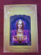 Jeu de cartes divinatoires des Maîtres Ascensionnés de Doreen Virtue