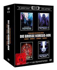 Complete Nemesis BOX PARTE 1 2 3 4 CLASSI CULTO Sin Cortes EDICIÓN DVD Colección