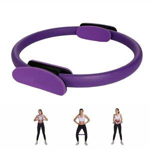Yoga Circle Pilates Ring Resistance Home Fitness Rings Aerobic Sports Gymnastic