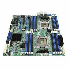 Intel S2600CP2 LGA 2011 Intel C602 SATA3 USB2.0 SSI EEB Intel Motherboard DDR3