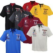 Poloshirt Herren kurzarm Freizeit Sommer Shirt Übergröße 3XL 4XL 5XL 6XL 7XL 8XL