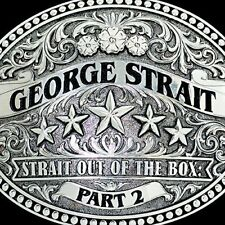 GEORGE STRAIT-STRAIT OUT OF THE BOX VOL 2  (US IMPORT)  CD NEW