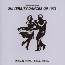 University Dances of 1978, Queen Constance band, New
