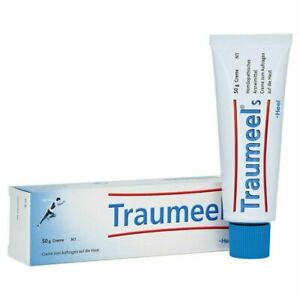 Traumeel S 50g Homeopathic Ointment Anti-Inflammatory Pain Relief Cream
