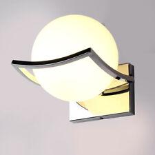 Ball Wall Light Glass Sconce Spherical Wall Lamp Living Room Bedroom Night Light