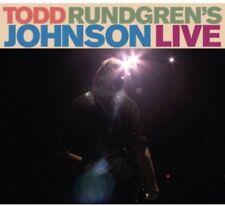Todd Rundgren - Todd Rundgren's Johnson Live (2013)  CD+DVD  NEW  SPEEDYPOST